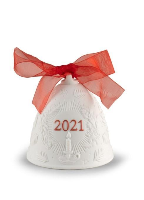 $85.00 2021 Christmas bell (Red finish)