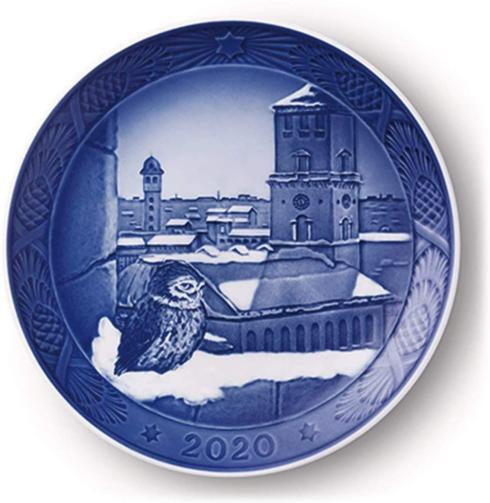 $120.00 Collectibles 2020 - Royal Copenhagen Christmas Plate