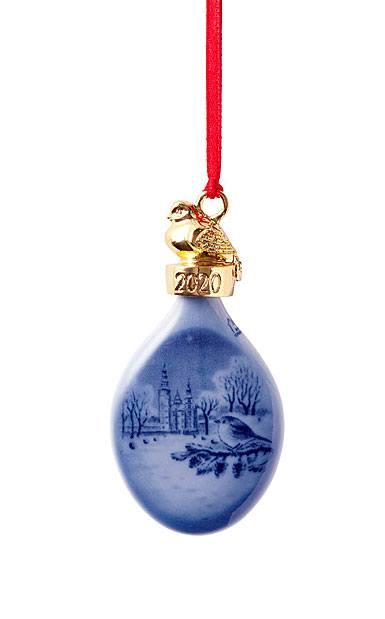 $60.00 Collectibles 2020 - Bing and Grondahl B&G Drop Ornament