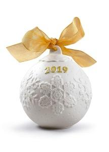 $100.00 2019 Lladro Ball Gold