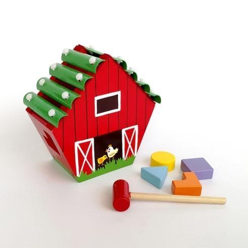 $29.99 Farm Xylophone Wooden Toy