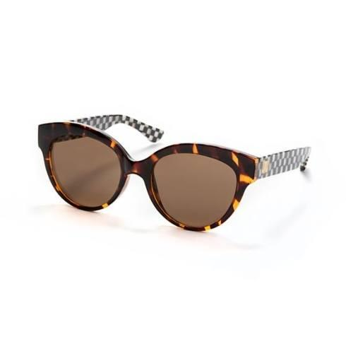 $85.00 Courtly Check Audrey Sunglasses
