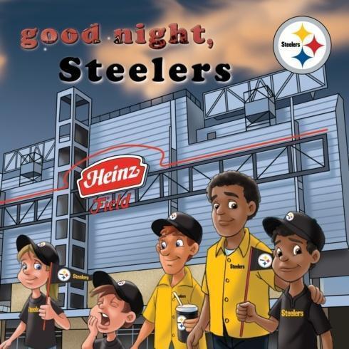 $14.95 Good Night Steelers