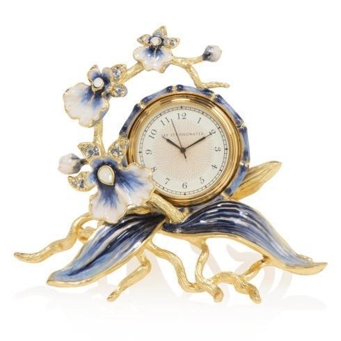 $475.00 Tara Orchid Clock