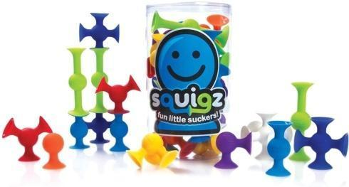 $25.95 Squigz Fun little suctions toy