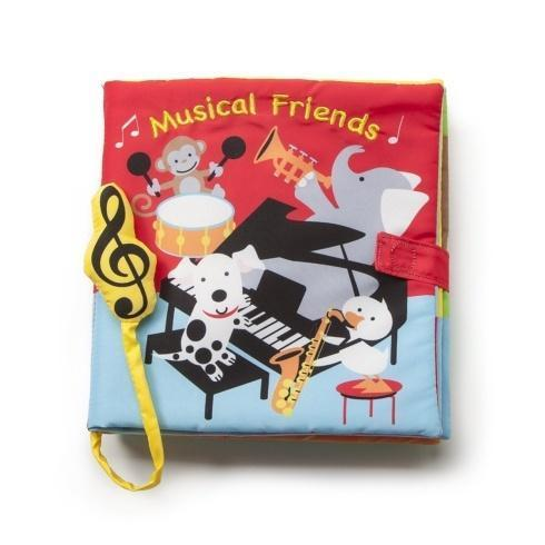 $28.99 Musical Friends Sound Book
