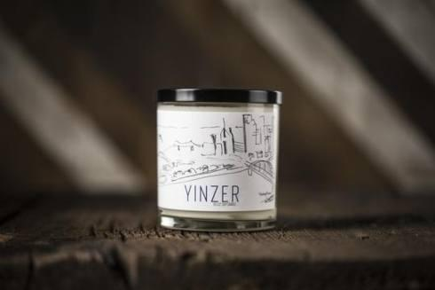 $24.99 Pittsburgh Candleworks Yinzer Soy Candle