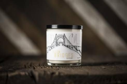 $24.99 Pittsburgh Candleworks Yellow Bridges soy candle