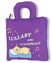 $29.95 Lullaby & Goodnight book