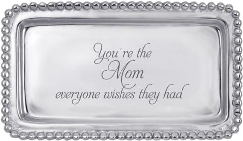 """$40.00 Statement Tray """"Always My Mother, Forever My Friend"""""""