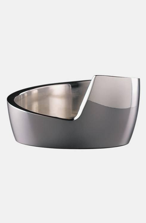 Contemporary Concepts Exclusives  Nambe Spiral Wine Coaster $75.00