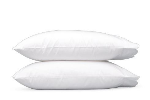 $165.00 Butterfield White Pillow cases (set of 2)