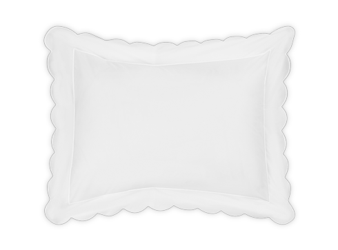 $165.00 Butterfield White Pillow sham