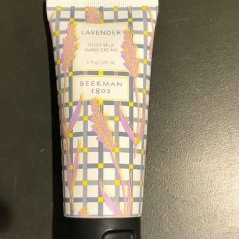$15.00 Lavender Hand Cream