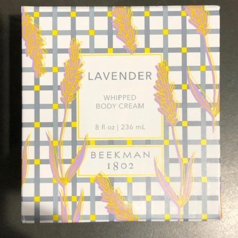 $38.00 Lavender Whipped body cream