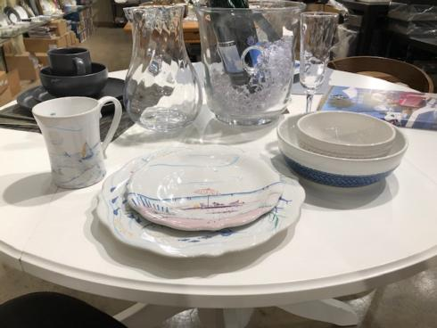 Contemporary Concepts Exclusives   Electra Janis Juliska Everyday Place setting $186.50