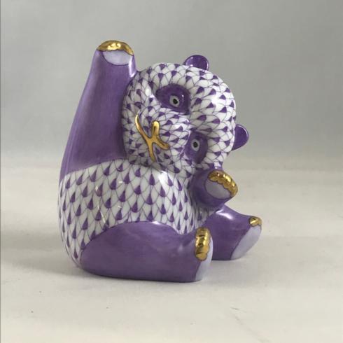 $325.00 Playful Panda Lavender