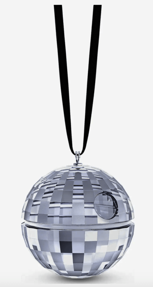 $129.00 2020 Ornament Death Star