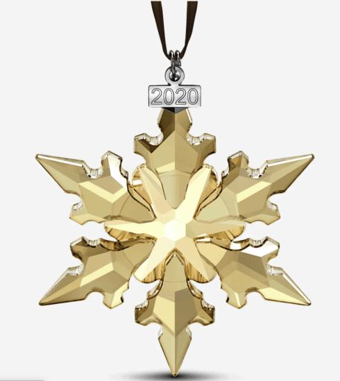 $79.00 2020 Swarovski Lg Gold