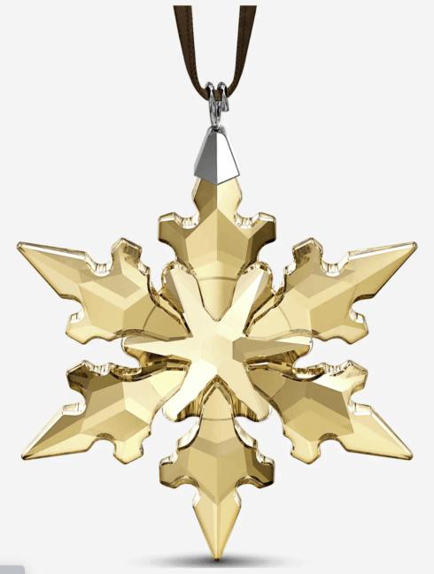 $49.00 2020 Swarovski Small Gold