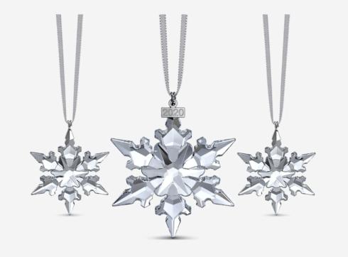 $159.00 2020 Swarovski ornament set 3