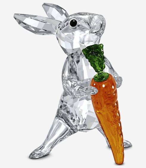 $129.00 Rabbit with Carrot