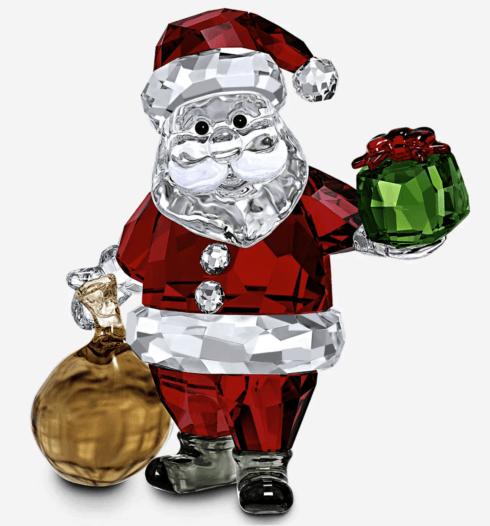 $239.00 Santa claus with gift bag