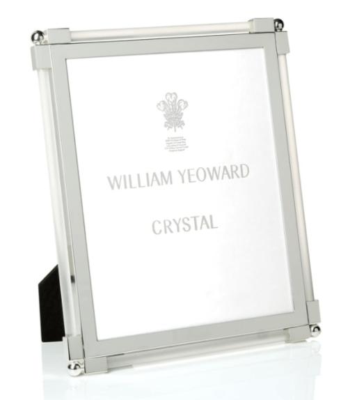 $350.00 Classic Clear Satin 8x10 Frame