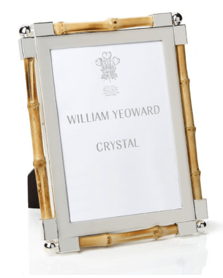 $245.00 Classic Frame Bamboo 4x6