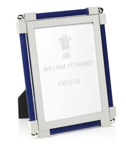 $280.00 Classic Frame Dk Blue Shag 5x7