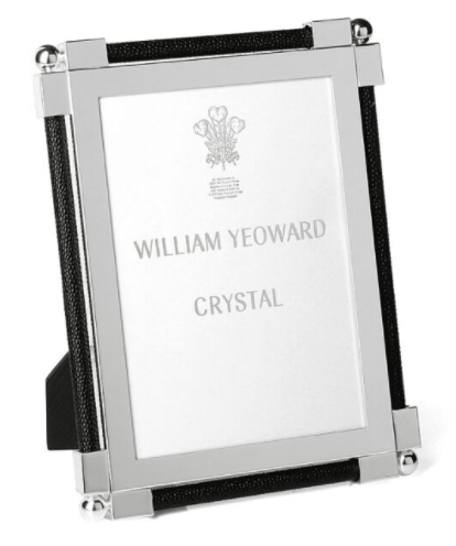 "$350.00 Classic Frame Shag Black 8x10"""