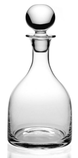 $152.00 Decanter Bottle 1ltr