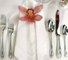 $3,250.00 Anglesey Place Setting 5pc