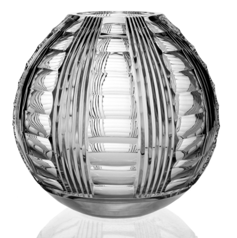 "$875.00 Adele Spherical Vase 11"" / 28c"