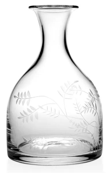 $137.00 Wisteria Carafe Bottle