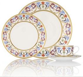 "$265.00 Gosford Dinner Plate 11"""