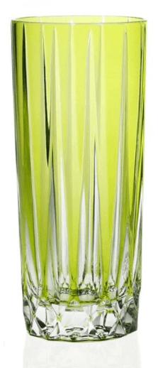 $270.00 Vita Tall HB Green Tumbler