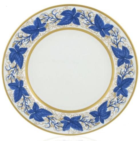"$225.00 Hampton court Blue Dessert 9"""