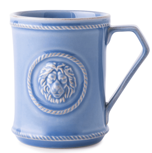 $30.00 Juliska Cupfull of Courage Mug B&T Chambray