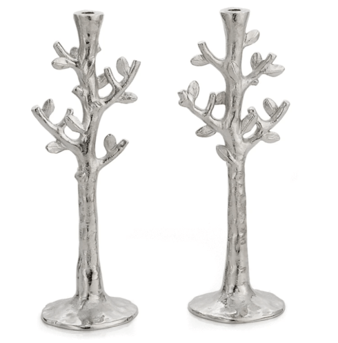 Contemporary Concepts Exclusives  Michael Aram Tree of Life candlesticks, Pair $175.00