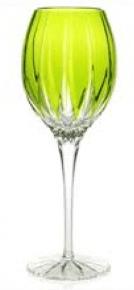 $330.00 Vita Goblet Green