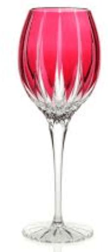 $330.00 Vita Goblet Rose