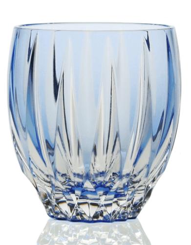 $270.00 Vita Tall DOF Blue Tumbler