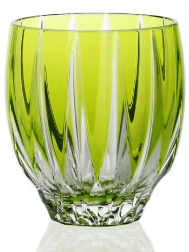 $270.00 Vita Tall DOF Green Tumbler