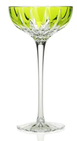 $295.00 Vita Tall Green Coup Cocktail