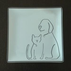 """$39.99 A Platter That Matters  9"""" Animal Rescue League and Wildlife ctr."""