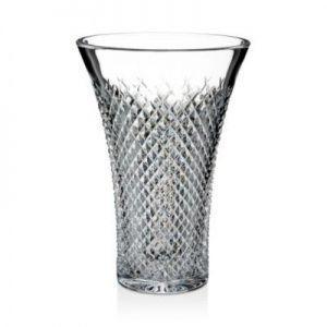 "$225.00 Waterford Alana Vase 8"""