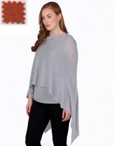 $130.00 Cashmere Dress Topper Autumn