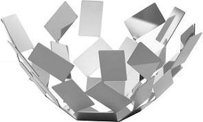 Alessi   La Stanza Stainless Fruit Bowl $126.40