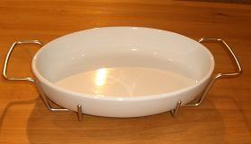 $153.00 Oval Baker With Stand